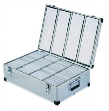 Aluminium DJ 1000 Carry Case