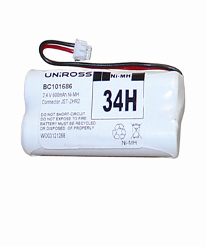 Cordless Phone Battery 34H