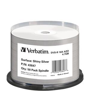 photo relating to Printable Dvd Rs identified as Verbatim, General Blank Media