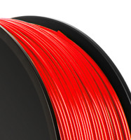 Verbatim PLA Filament 3mm 1kg-Red