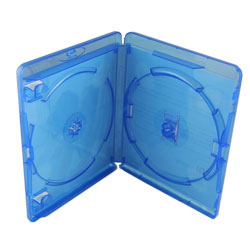 AMARAY Blu-ray CASE DOUBLE CASE FACE ON FACE (15mm)