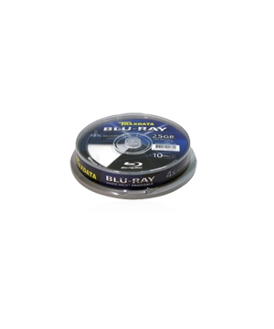 Traxdata Blu-Ray 25GB Printable - 10 spindle