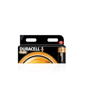 Duracell  D Alkaline Batteries - 6 Pack