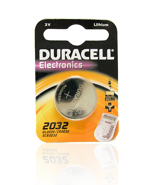 Duracell CR-2032 Micro Lithium Coin Cell Battery