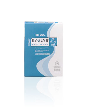 Evolve Business Paper Premium Recyled 80gsm 500 Sheets per Ream