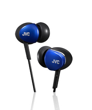JVC In-Ear Air Cushion HA-FX67 (Blue)