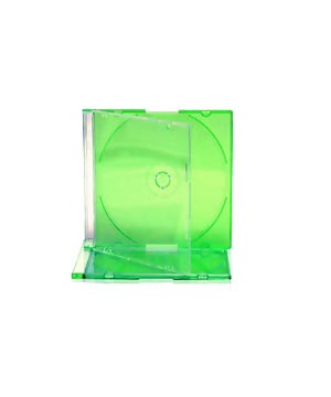 Mini Jewel Case - Slim Green (8 cm)