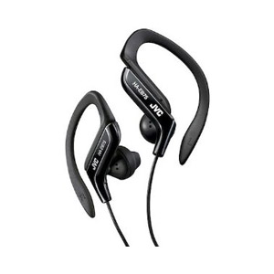 JVC Ear Clip HA EB75 (Black)