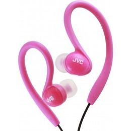 JVC  Sports In-Ear Clip HA EBX85 (Pink)