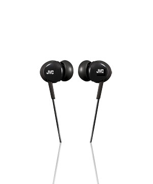 JVC In-Ear Air Cushion HA-FX67 (Black)