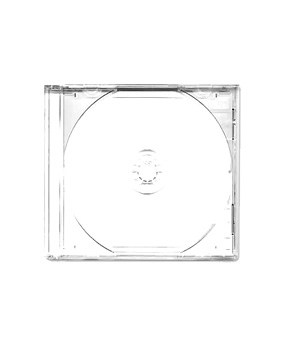 Jewel Case - Clear 8cm