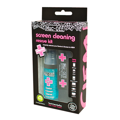 Muc-Off 990 Screen Cleaning Rescue Kit
