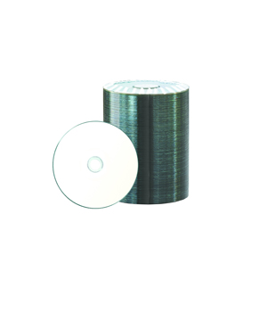 Fuji CD-R80 (52X) Full Face Printable - 100 spindle