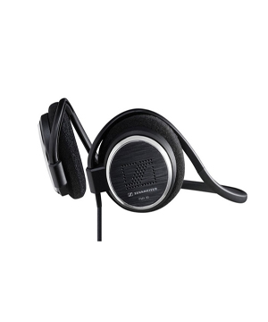 Sennheiser PMX 90 neckband on ear
