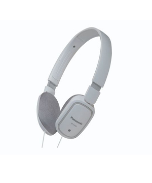 RP-HX40 Light Weight Headphones-White