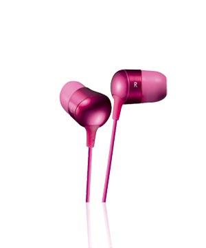 JVC In-Ear Marshmallow HAFX35 (Pink)