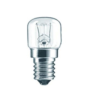 Pygmy Lamp SES Clear 15W (Pack Of 10)