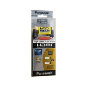 Panasonic RP-CDHS30E HDMI 3m Cable (Black)