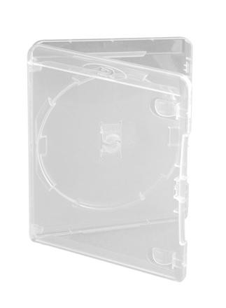 Clear Blu-ray Case refurbished 14mm