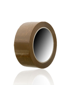 Buff Packing tape (48mm x 66m)