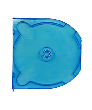 Amaray Blu-ray Twin DVD Tray