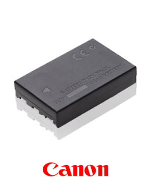 Canon NB-1L/H Lithium Camera Battery Replacement