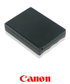 Canon NB-3L Lithium Camera Battery Replacement
