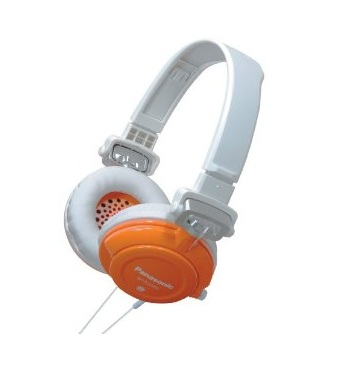 Panasonic DJ Style DJS400-white/orange