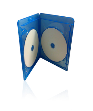 Amaray Premium Blu-ray Case Face to Face  11mm