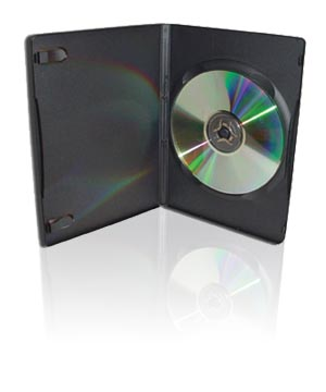 Slim DVD Case (7mm)