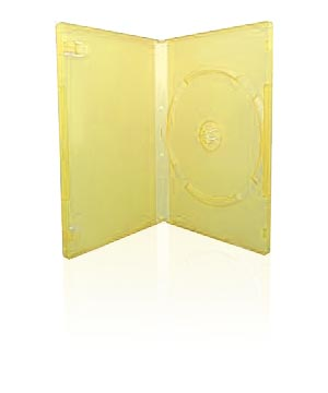 DVD Case - Yellow (14mm)
