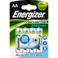 "Energizer Rechargeable ""AA"" 2300mah NIMH Batteries"