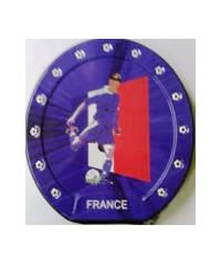 Football CD/DVD Carry Pouch France