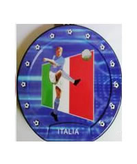 Football CD/DVD Carry Pouch Italy