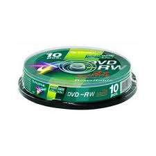 Fuji DVD-RW 4.7Gb (2x)- 10 spindle