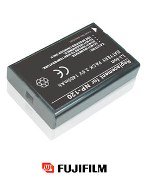 Fuji NP-120 Lithium Camera Battery