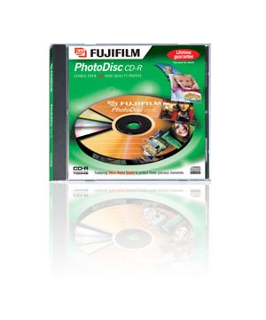 Fuji CD-R PhotoDisc