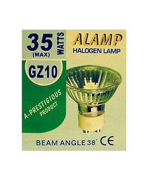 GZ10 Halogen Light Bulb 35W (Pack of 20)