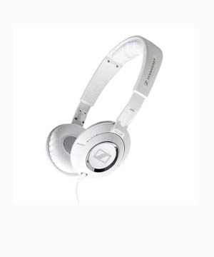 Sennheiser HD228 Mid Sized closed White