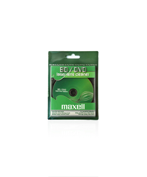 Maxell Blu Ray/DVD laser lens cleaner
