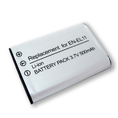 Nikon EN-EL11 Lithium Camera Battery Replacement