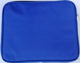 Neo blue nylon iPad case