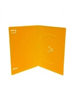 DVD Case - Orange (14mm)