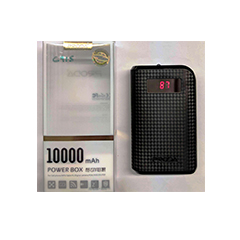 Power Bank 10000 Mah for iPhone & Android