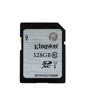Kingston SDXC 128GB Class 10 UHS-I SDXC