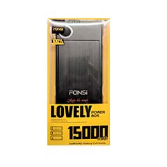 Power Bank 15000 Mah for iPhone & Android