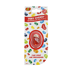 Jelly Belly Vent Clip - Very Cherry