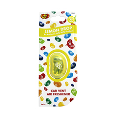 Jelly Belly Vent Clip -Lemon Drop