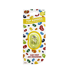 Jelly Belly Vent Clip - Top Banana