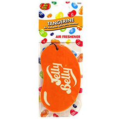 2D Jelly Belly Tangerine Car Air Freshner